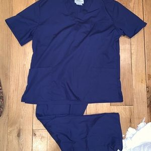 Other - Navy scrubs size small